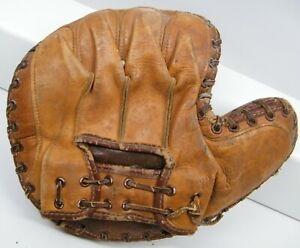 Vintage MacGregor Goldsmith G180 Baseball Catcher's Mitt