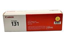 OEM Canon 131 Yellow Toner