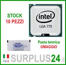 STOCK 10x CPU INTEL Core2Quad 2.40 Ghz Q6600 2.40GHz/8M/1066 775 Processore