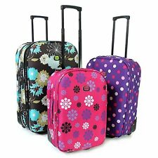 Soft Luggage Sets with Extra Compartments