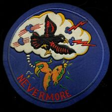 USAF 108th Fighter Interceptor Squadron Morale Patch N-8