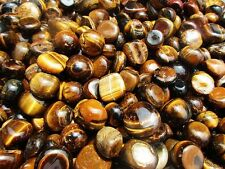 1/2lb TIGER EYE Tumbled Stones Crystal Reiki Healing Gemstones Reikisale