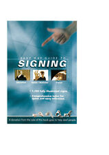 More details for pocket british sign language (bsl) book