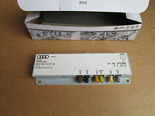 NEW GENUINE AUDI A4 SEAT EXEO ESTATE LEFT REAR AERIAL AMPLIFIER 8E9035225Q