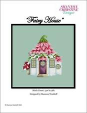 Fairy House by Shannon Christine cross stitch pattern