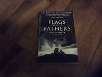 Flags of Our Fathers by James Bradley and Ron Powers (2006, Paperback, Movie Tie