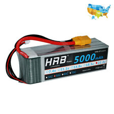 HRB 22.2V 5000mAh 6S LiPo Battery 50C 100C for RC ALIGN T-REX 550 Helicopter FPV