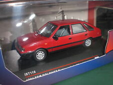 IXO / IST Models 116 - FSO Polonez Caro 1991 red - 1:43 Made in China