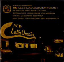New Latin Quarter. The New Jazz & Blues Collection on CD 15 Tracks