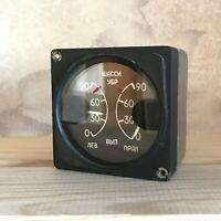 Cockpit Vintage Aircraft Device Aviation Dashboard Flight Landing Gear Alarm