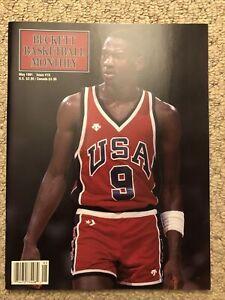 Beckett Basketball Magazine Price Guide May 1991 Michael Jordan