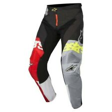 Alpinestars Men/'s MX ATV Pant S8 Techstar Venom Blue//Pink Fluo//White Size 36