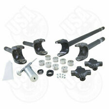 USA Standard 4340 Chrome-Moly replacement axle kit for '77-'91 GM Dana 60 front,