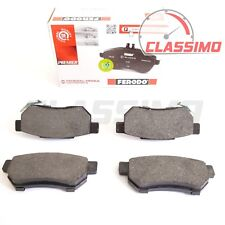 Ferodo Rear Brake Pads for MG ZR & ZS + ROVER 200 400 25 45 STREETWISE - 1989-05