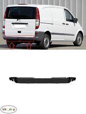 Mercedes Vito 2010-2015 W639 Front Bumper No Sensor Holes Textured