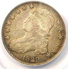 1829 Capped Bust Half Dollar 50C O-114 - ANACS XF40 (EF40) - Rare Certified Coin
