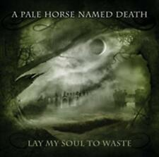 CD de musique album soul pour métal