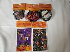 "5 Piece School ""Boo"" Halloween Treat Bag Kit w/ Novelty Toys Included Brand New"