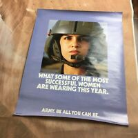 Be All You Can Be US Army  US Government Poster