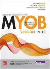 Computer Accounting Using Myob V19.10 by Neish and Kahwati (Paperback, 2015)