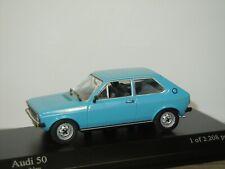 Audi 50 1975 - Minichamps 1:43 in Box *41927