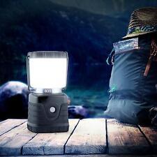 CAMPING-LEUCHTE CREE LED 600 LUMEN LATERNE LAMPE LICHT 150STD DAUERBETRIEB BLACK