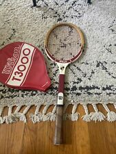 New listing Vintage Wilson Embassy Tennis Racket with Cover