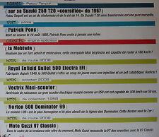 FASCICULE JOE BAR TEAM N°83 GUZZI V7 CLASSIC NORTON