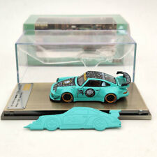 1/64 PGM Porsche 930 RWB Rauh Welt Begriff Regular Version Diecast Model Limited
