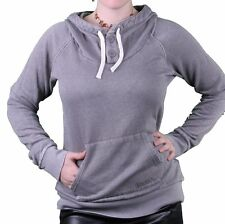Bench UK Rodriguezz Smoked Pearl Grey Hoodie M Medium NWT
