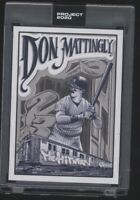 2020 Topps Project DON MATTINGLY Mister Cartoon #95 Yankees QTY