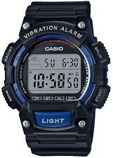 Casio Digitaluhr W-736H-2AVEF Digitaluhr Vibrationsalarm