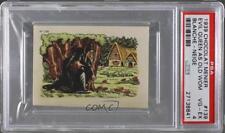 1939 Chocolat Menier #139 Blanche-Neige et les Sept Nains PSA 4 VG-EX Card 2h8