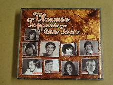 2-CD BOX / VLAAMSE TOPPERS VAN TOEN