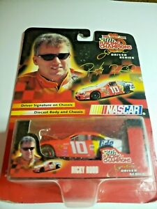 Racing Champion 1998-1999 # 10 Ricky Rudd Tide 10th Anniversary Nascar new