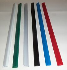 More details for slide binders/spine bars size 6mm  x 297mm in  (40 sheet capacity) free p&p