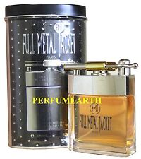 Full Metal Jacket By Full Metal Jacket 3.3/3.4oz. Edt Spray For Men New In Box