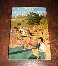 Wines & Wineries of the Barossa Valley~B Rankine Hb '72