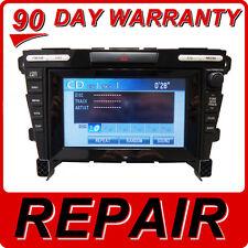 REPAIR FIX 07 08 09 10 11 12 Mazda CX-7 Radio Nav GPS 6 CD Player Navigation FIX