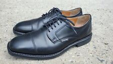 Mephisto Goodyear Welted Black Leather Derby sz 8.5 US / 8 EUR NWOB!