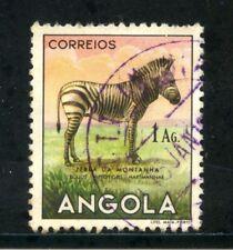 1953 - ANGOLA - 1Ags. ZEBRA - USATO - LOTTO/29027