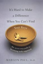 It's Hard to Make a Difference When You Can't Find Your Keys: The Seven Step Pat