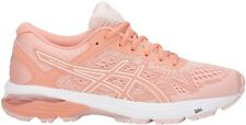 Asics GT 1000 6 Womens Trainers Cushioned Support Running Shoes Pink