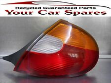 Chrysler Neon Rear Light Assembly Driver Side 4dr Saloon 00-05 Mk2