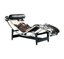Chaise Longue - Poltrona relax di Design - Made in Italy finitura Pony