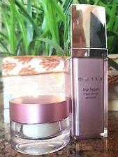 Mally Perfect Prep Eye & Age Rebel Hydrating Face Primer Duo Makeup Base Full sz