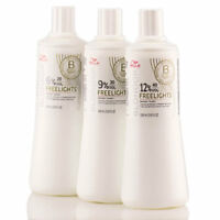 Wella Professional Blondor FreeLights Hair Colouring Oxidant 1000ml