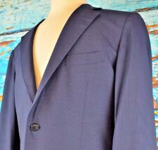 Tomorrowland Men's Blazer Sport Coat Sz 54 XL Loro Piana Wool Silk Blend Casual