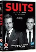 Suits - Season 3 DVD (2014) Gabriel Macht New