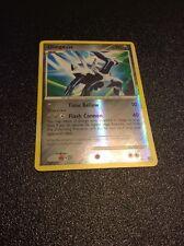 Pokemon Card Dialga Lv 68 2007 1/130 Reverse Holo Diamond And Pearl